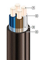 ВВГ 4х10 мм2 кабель силовой