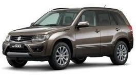 Захист двигуна і КПП - Suzuki Grand Vitara