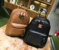 Классический городской рюкзак для модных девушек