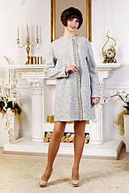 Женское демисезонное пальто в 3х цветах В-1022