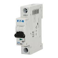 Автоматический выключатель Eaton PL6-C4 Ампер, 1 полюсный