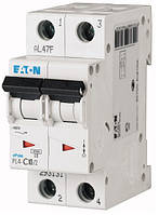 Автоматический выключатель Eaton PL4-C10 Ампер, 2 полюсный
