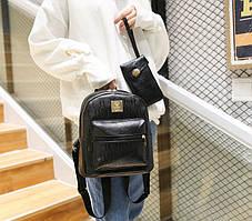 Сказочный набор 2в1 рюкзак и клатч , фото 3