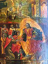 Икона  Праздники Углич 19 век, фото 3
