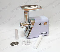 Мясорубка Hilton HMG 150 BS с  насадкой-измельчителем, фото 1
