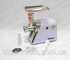 Мясорубка Hilton HMG 150 BS с  насадкой-измельчителем