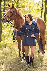 Пальто женское дизайнерское BN Йорк