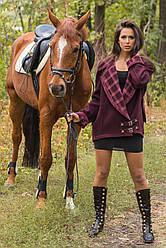 Пальто дизайнерское модное BN Паола
