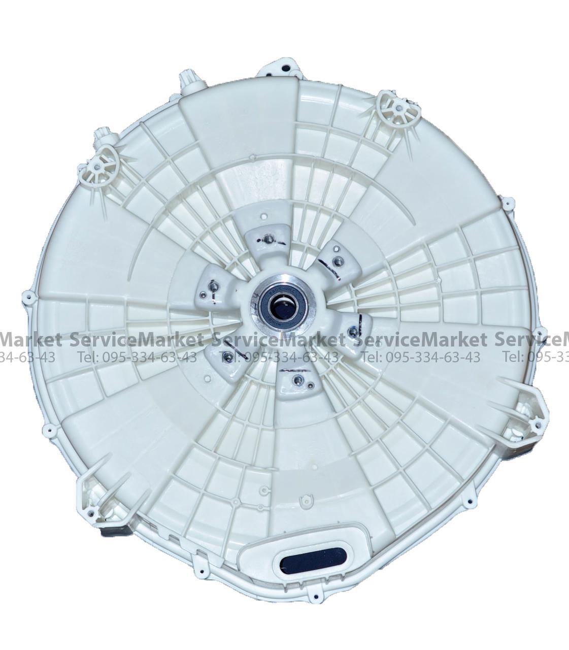 Задняя часть (крышка) бака полубак LG AJQ73993801 для стиральных машин Оригинал