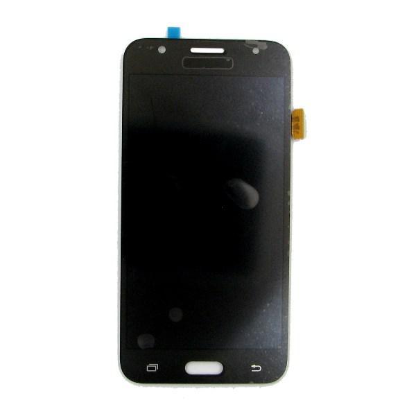 Дисплей модуль Samsung J500H/DS Galaxy J5 в зборі з тачскріном, чорний