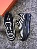 "Мужские кроссовки Nike Air Max 97 ""Black"" (Найк Аир Макс) черные, фото 9"