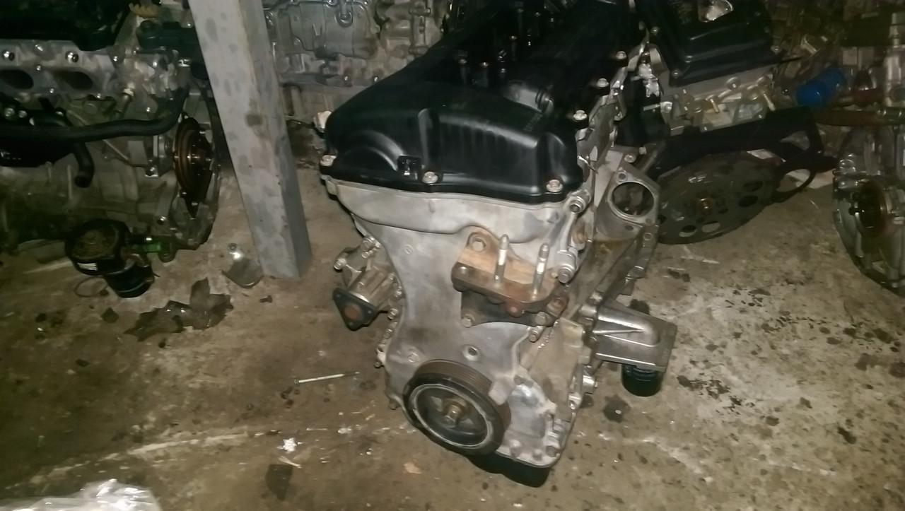 Двигатель 2.0 4B11 Mitsubishi Lancer X Mitsubishi ASX