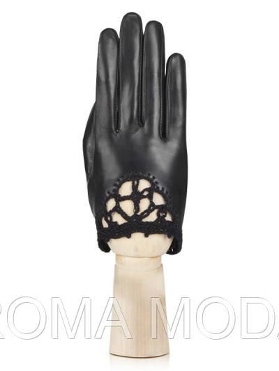 Женские перчатки кожаные в 3х цветах F-IS0702