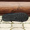 """Мужские кроссовки Reebok Classic """"Black"""" (Рибок Класик) черные, фото 7"""