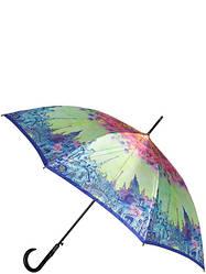 Шикарный женский зонт трость T-06-0345
