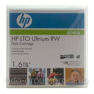 C7974A Картридж HP LTO-4 Ultrium Data Cartridge