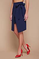 Женская юбка на запах с бантом, фото 1
