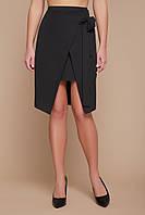 Черная женская юбка классического стиля, фото 1