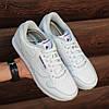 """Мужские кроссовки Reebok Classic """"White"""" (Рибок Классик) белые, фото 5"""