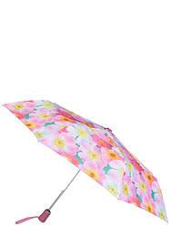 Женский зонт складной с цветами A3-05-LT227 Labbra