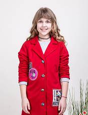 Детский кардиган для девочки Кошечка, 134-152, фото 3