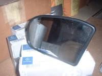 Стекло бокового зеркала левого на Mercedes (Мерседес) E-class W210 (оригинал) A2108100921