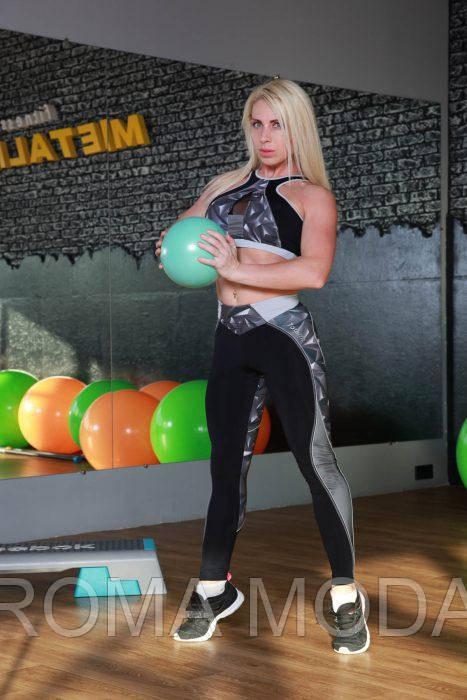 Лосины для фитнеса S35-P31