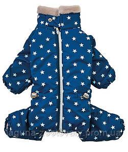 Зимний комбинезон Холс, размер XS  23-26/28-32см для щенков и миниатюрнііх собак