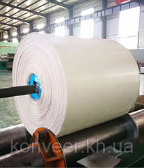 Транспортерная лента белая пищевая 500х3 ПТК200 3/1