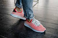 Мужские кроссовки Adidas Deerupt Runner(ТОП РЕПЛИКА ААА+)