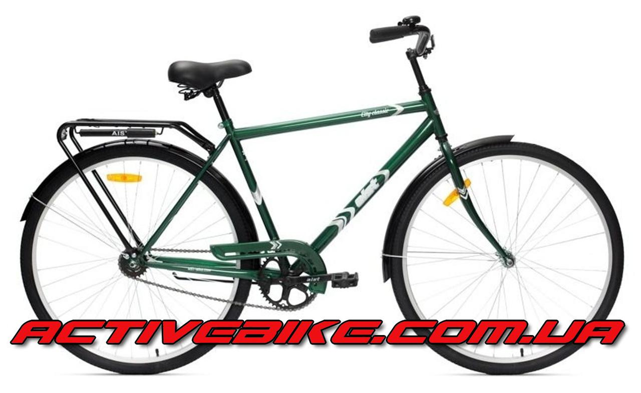 "Велосипед АИСТ 28-130 (толстая рама) мужской 28""."