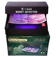 Ультрафиолетовый просмотровый детектор валют