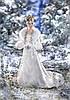 Кукла Барби коллекционная Праздничная 2003 Holiday Visions Winter Fantas