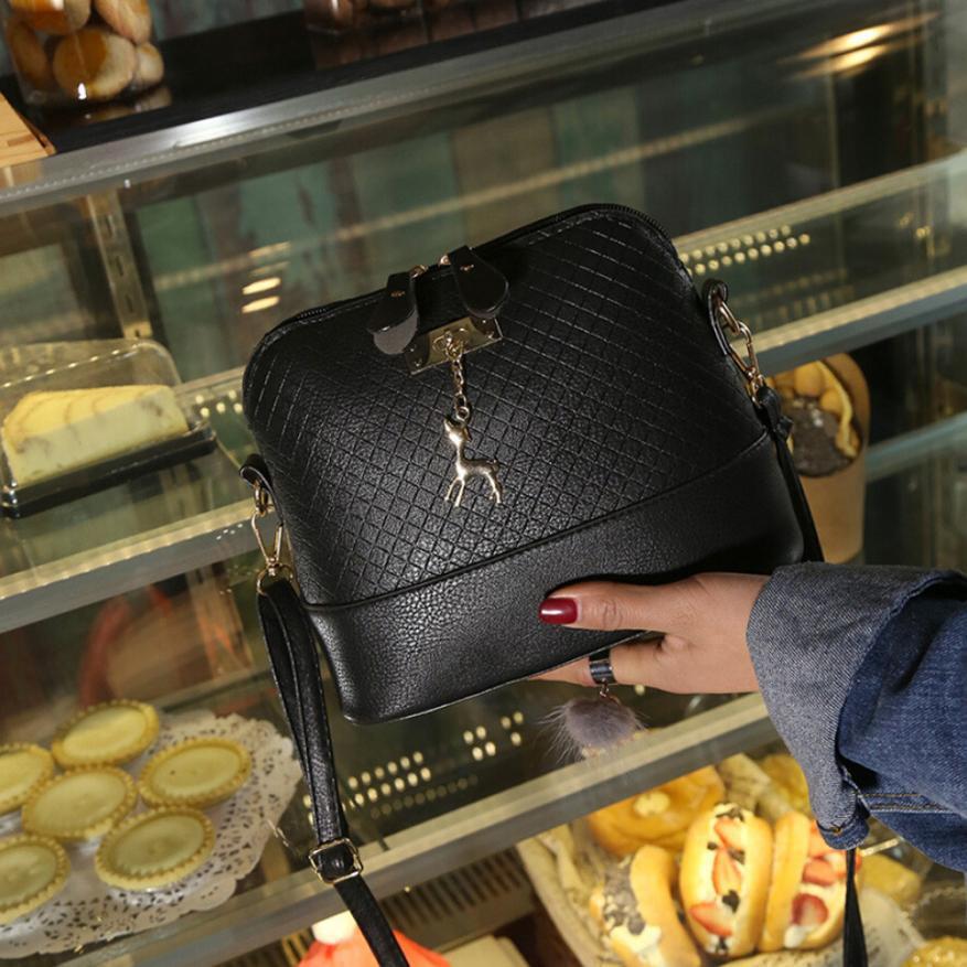 Модная женская сумка бемби