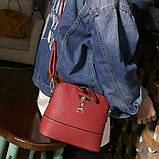 Модная женская сумка бемби, фото 2