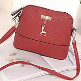 Модная женская сумка бемби, фото 4