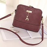 Модная женская сумка бемби, фото 6