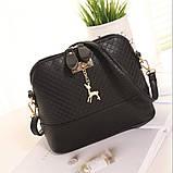 Модная женская сумка бемби, фото 7