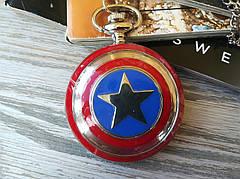 Часы Кулон GeekLand Щит Капитана Америки Shield Captain America