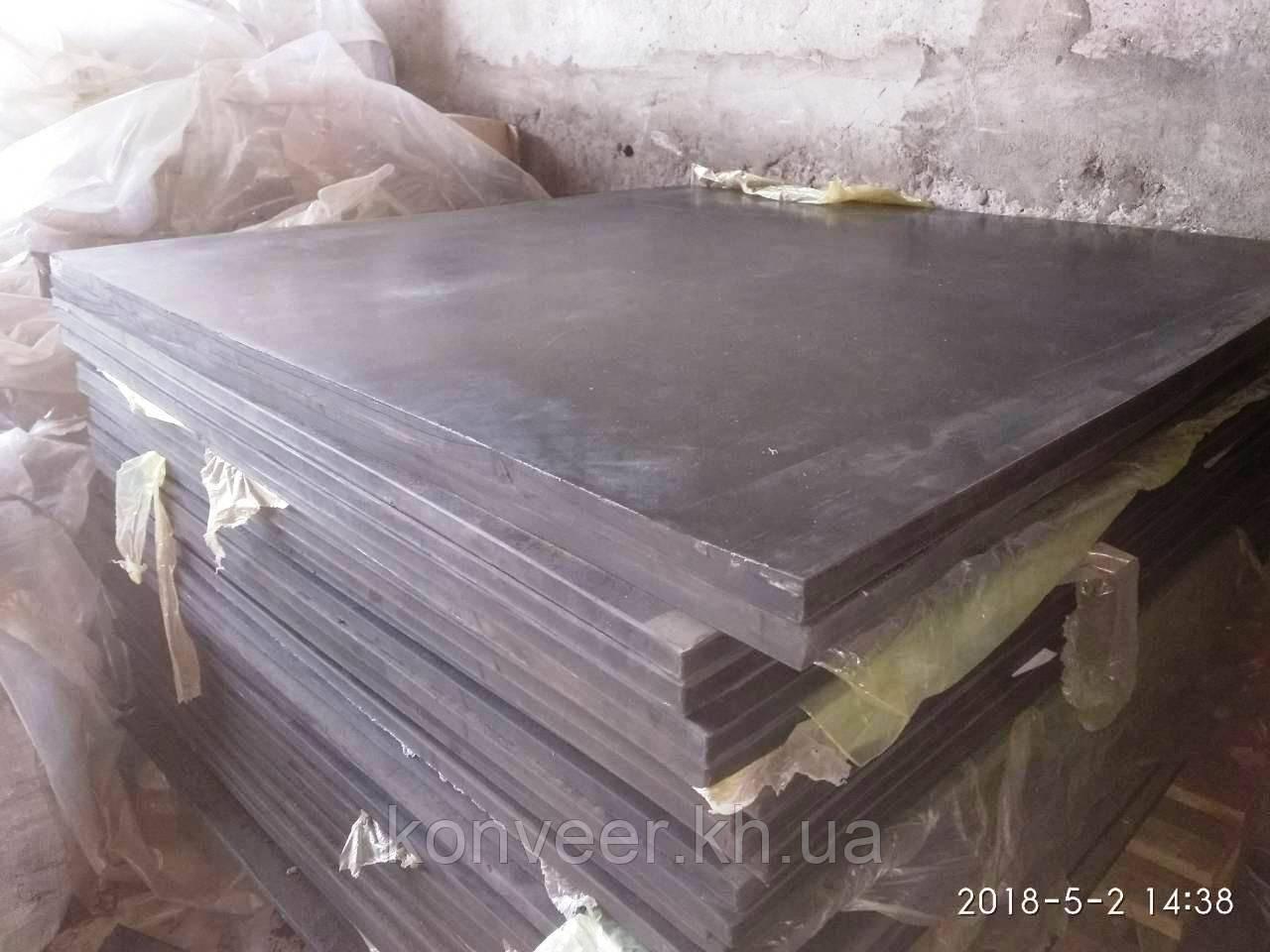 Техпластина ТМКЩ 25мм 1м 1м