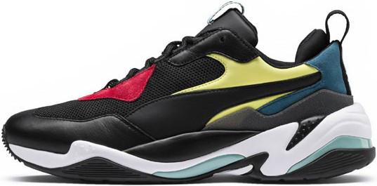"""Мужские кроссовки Puma Thunder Spectra """"Multicolored"""" (Пума Спектра) разноцветные"""