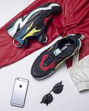 """Мужские кроссовки Puma Thunder Spectra """"Multicolored"""" (Пума Спектра) разноцветные, фото 3"""