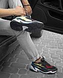"""Мужские кроссовки Puma Thunder Spectra """"Multicolored"""" (Пума Спектра) разноцветные, фото 6"""