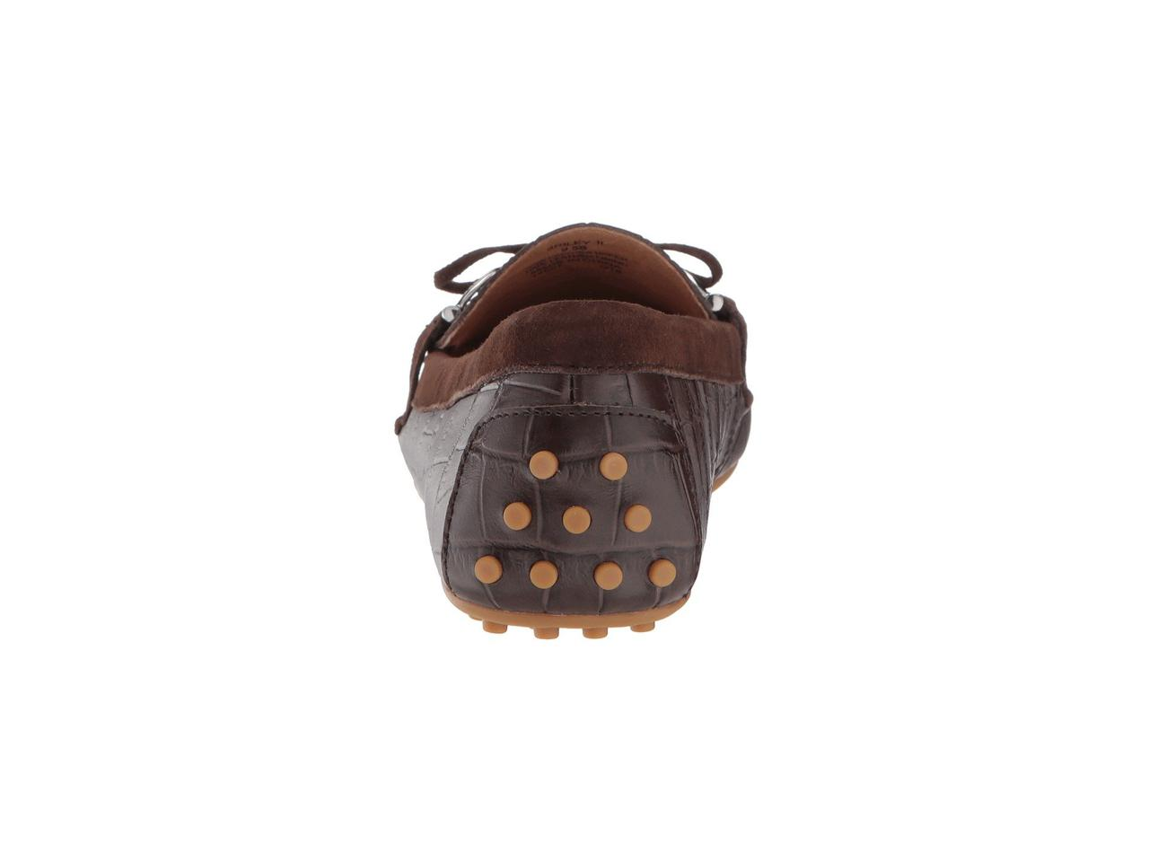 35b7c04329e ... Мокасины (Оригинал) LAUREN Ralph Lauren Briley Moccasin Loafer Dark  Brown Dark Brown Soft ...