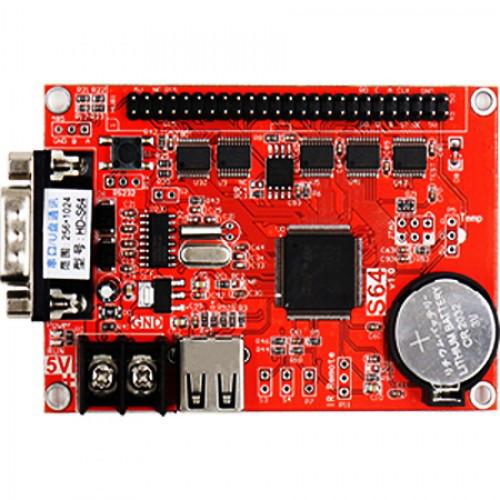 Контроллер для светодиодного экрана P10 HD-U64