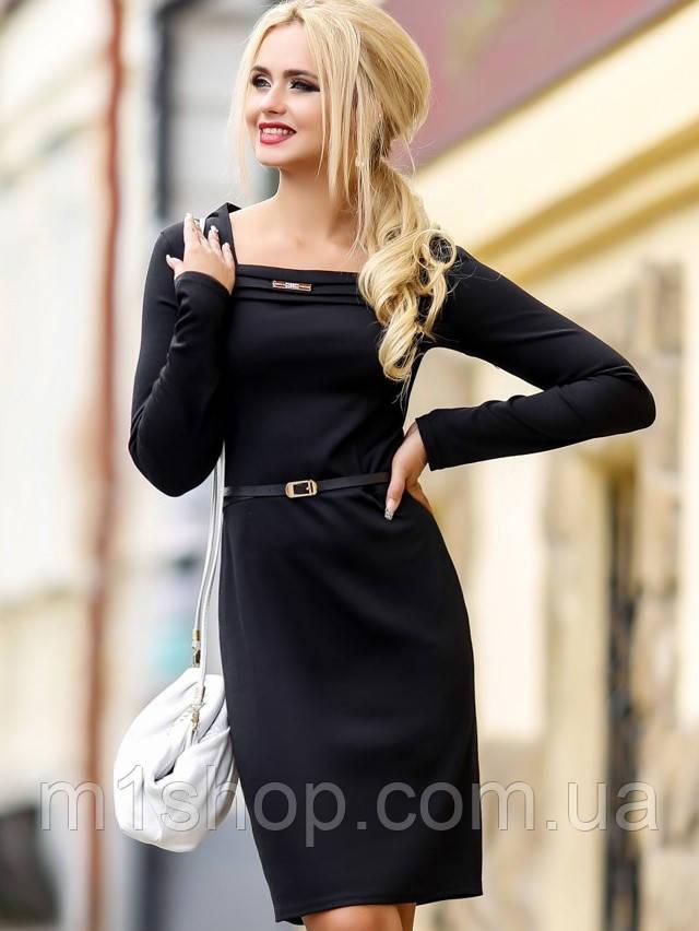 Женское универсальное трикотажное платье (0996-0997 svt)