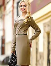 Женское универсальное трикотажное платье (0996-0997 svt), фото 2