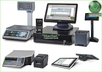 Электронное торговое оборудование для автоматизации торговли в магазине, кафе, ресторане