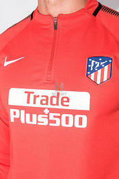 Клубная футбольная одежда и атрибутика Atlético de Madrid