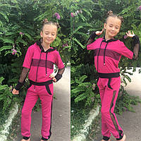 Спортивный костюм на девочку № 727 mar